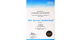 IBM Service Authorized