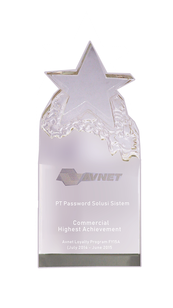 AVNET Commercial Highest Achievement 2015