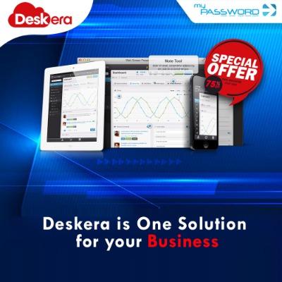 myPassword & Deskera Promo