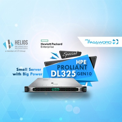myPassword HPE DL325 Promo