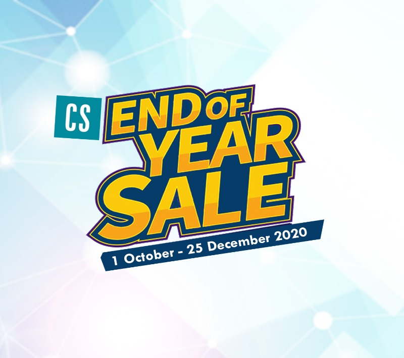 myPassword & CS ERP End of Year Sale