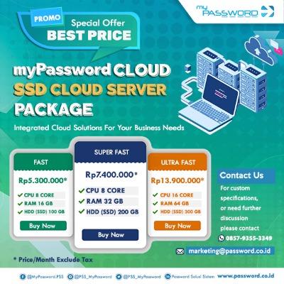 myPassword Cloud Promo