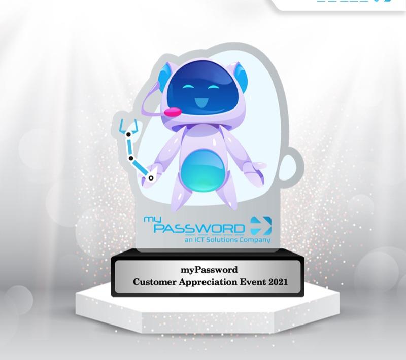 myPassword Customer Appreciation Event 2021